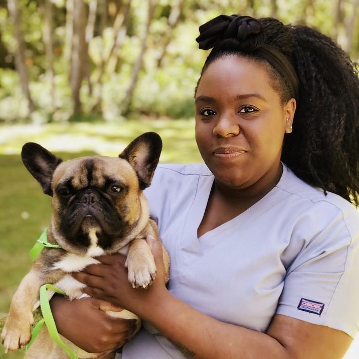 Nikkia Atkinson, Veterinary Assistant  photo